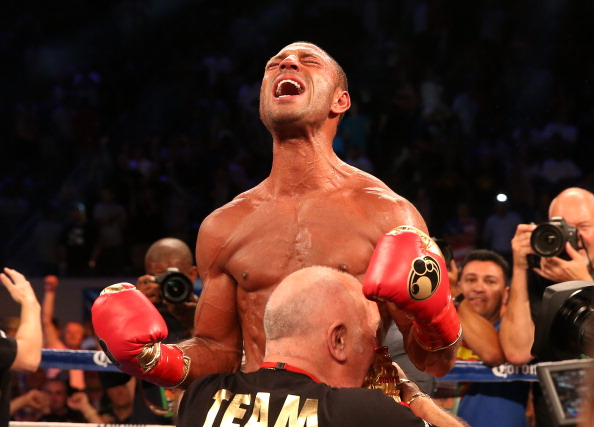 Kell Brook Could Defend Title Against Amir Khan