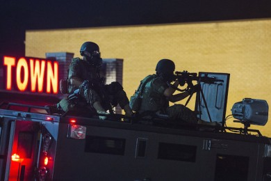 ferguson michael brown protests missouri police