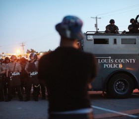 ferguson protests police st. louis michael brown