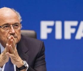 FIFA President Sepp Blatter Awaits Results From Qatar Bribery Investigation