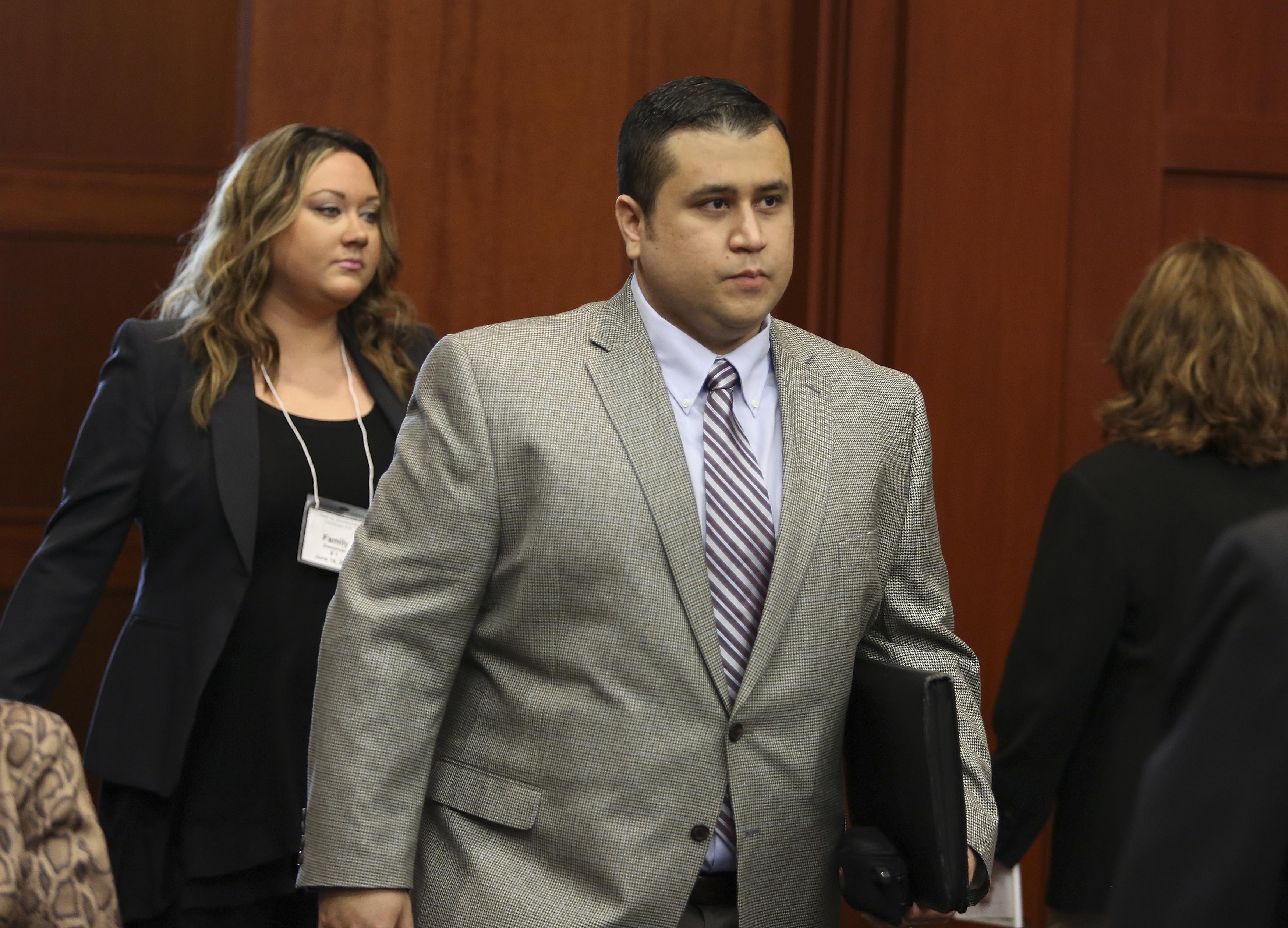 Zimmerman Wife Perjury George Zimmerman Wife Perjury