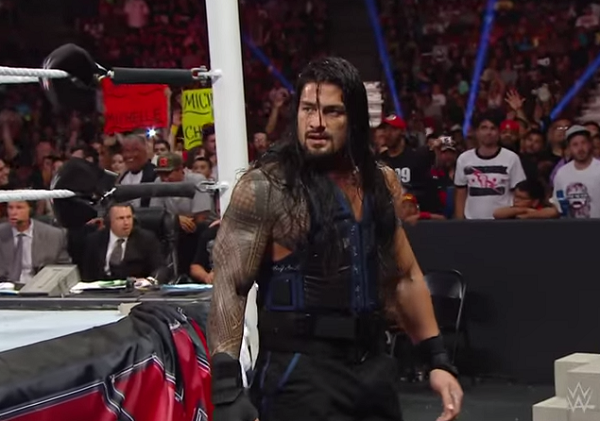 wwe roman reigns video hd