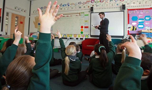 kindergarten-elementary-School-Classroom