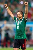 Can Chicharito keep up his strong play for El Tri?