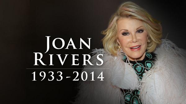 Joan Rivers has Passed Away