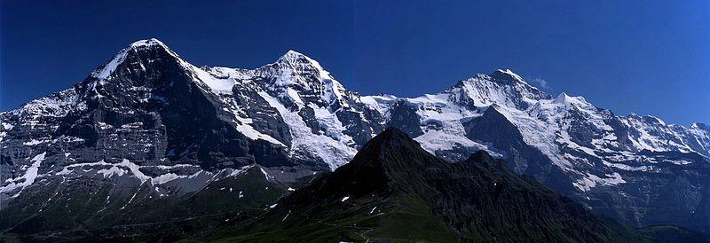 Coal Soot Responsible for Glacier Retreat in European Alps
