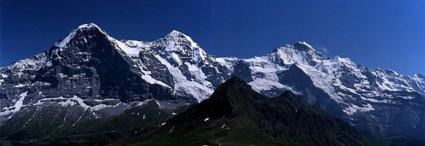 Coal Soot Responsible for Glacier Retreat in European Alps