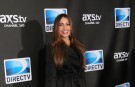 DirecTV Sofia Vergara at Super Saturday night