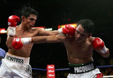 Erik Morales Transitions From World-Class Fighter to Fox Deportes AnalysT