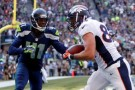 Seahawks edge Broncos in overtime in Super Bowl rematch