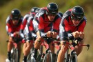 BMC beat holders Omega Pharma to claim team time trial gold