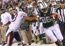 Bears strike early to hold off Jets