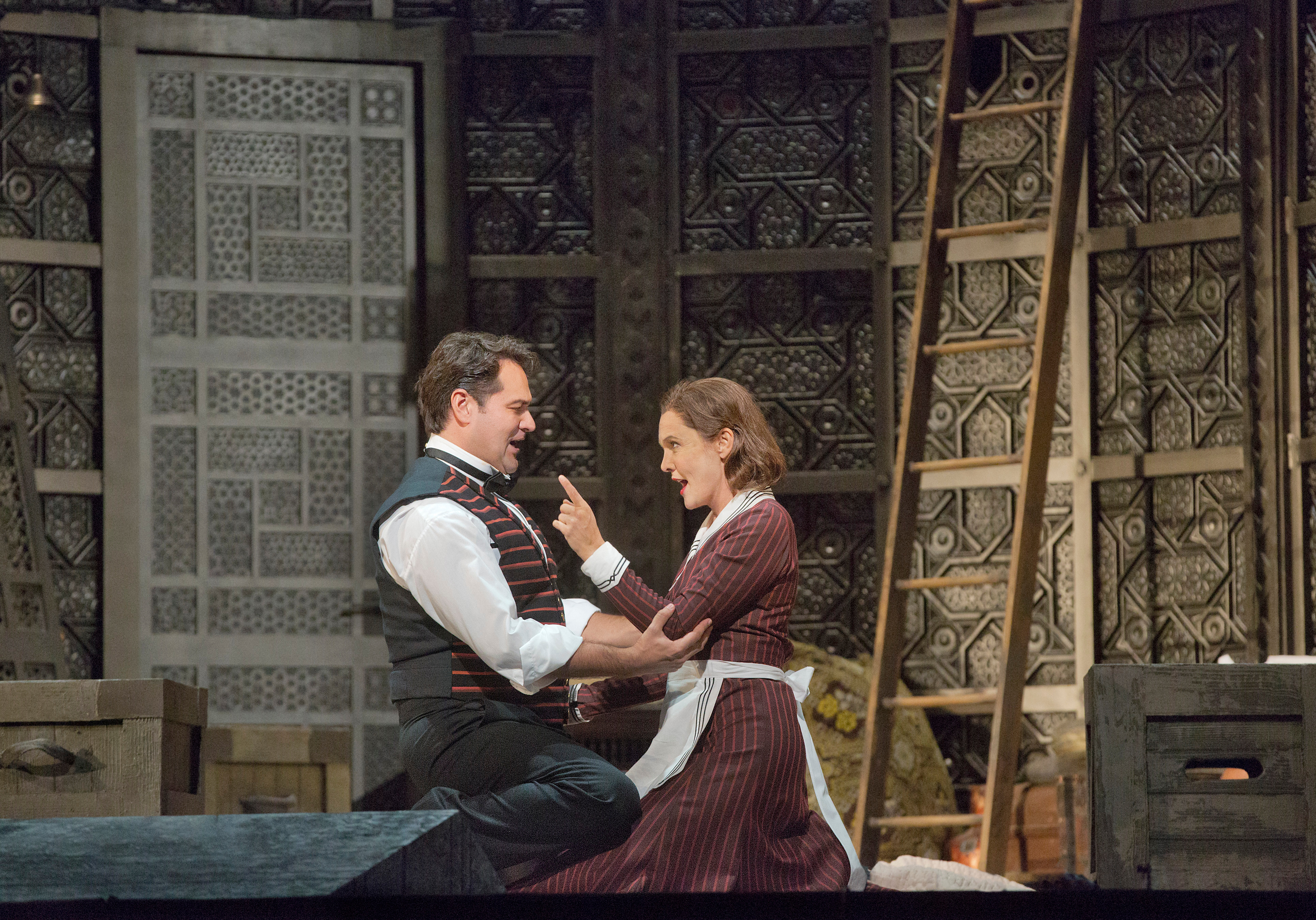 Metropolitan Opera Review 2014-15 - Le Nozze Di Figaro: A Nuanced