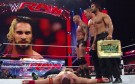 Seth Rollins & The Authority Stands Tall Over John Cena & Dean Ambrose
