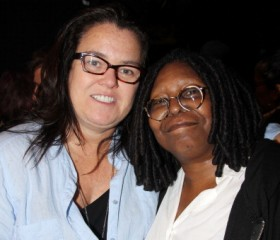 Rosie O' Donnell and Whoopi Goldberg Fight on 'The View'