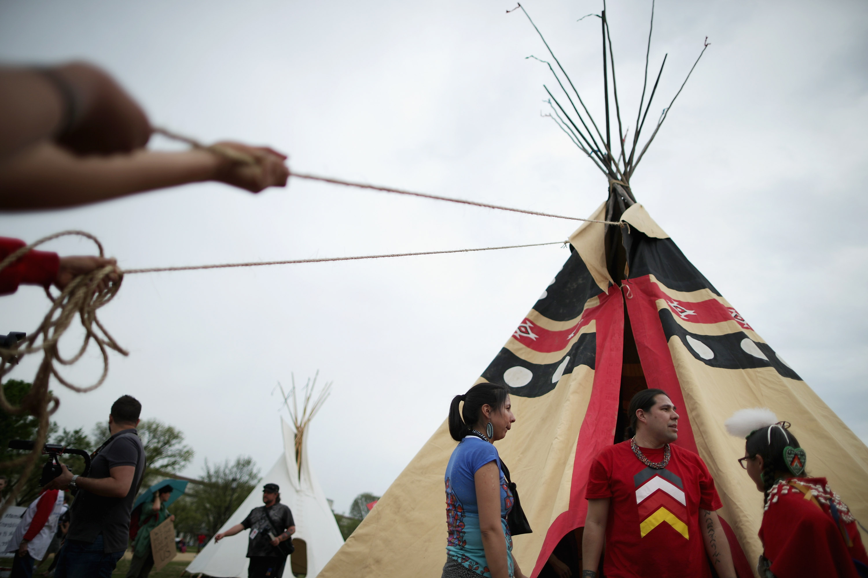 Seattle recognizes Indigenous Peoples' Day on Columbus Day