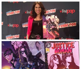 New York Comic Con 2014: Vanessa Verduga