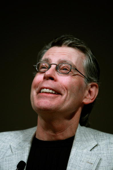 Celebrity book news stephen king getty images