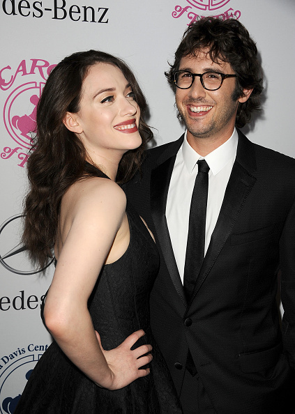 Josh Groban and Kat Dennings announce split after two years of dating ...