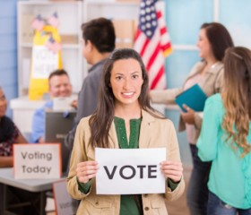 "Most Eligible Latino Voters Live Outside ""Competitive"" House Elections"