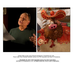 "Cheech Marin in ""The Book of Life"""