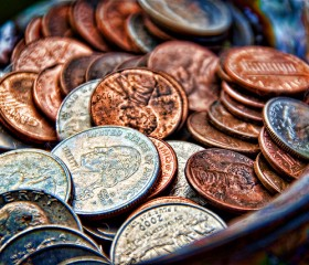 banking, bank, money, coins,