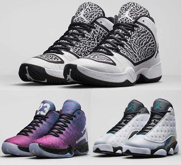 Jordan 13 release dates 2014