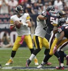 The Pittsburgh Steelers and Houston Texans play on Monday Night Football