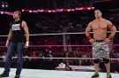 """Dean Ambrose & John Cena Team Up To Face The Authority in a """"Street Fight"""" on Monday Night Raw"""