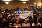 Activists Hold Town Hall Meeting on Immigration Reform