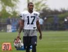 New England Patriots wide receiver Aaron Dobson