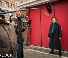 """Sherlock"" Series' Co-Creator Mark Gatiss Says ""Expect Tagedy as Well as Adventure"""
