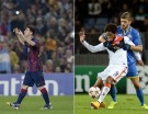 Lionel Messi Scores and Moves up the UEFA Champions League All-Time Scorer List While Luiz Adriano Ties a Scoing Record