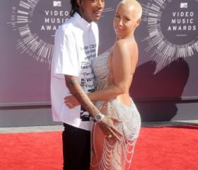 Wiz Khalifa Tweets Loving Birthday Message to Estranged Wife, Amber Rose