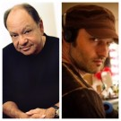Cheech Marin and Robert Rodriguez
