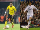 Borussia Dortmund's Pierre-Emerick Aubameyang & Real Madrid's Cristiano Ronaldo Help Keep Their Teams Undefeated in UEFA Champions League Action