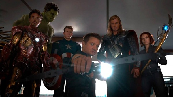 The cast of quot avengers age of ultron quot which is due out in theaters on