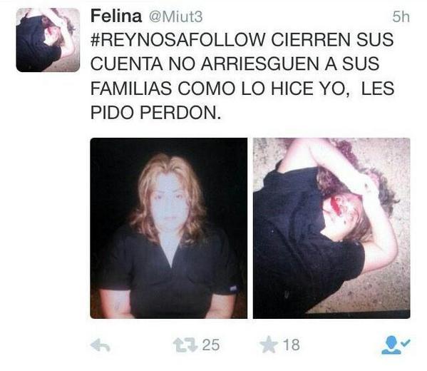Citizen Journalist Killed by Mexican Drug Cartel : Latin ...