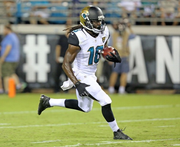 jacksonville jaguars quarterback denard robinson. Cars Review. Best American Auto & Cars Review
