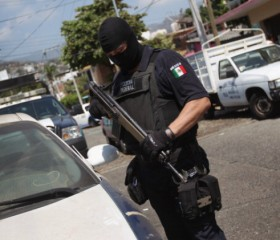 Mexico Police Shoot Pregnant American Teenager by Texas Border