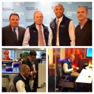 Bloomberg Tradebook Charity Trading Day with Mariano Rivera
