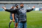 New Zealand's All Blacks Prepare To Invade Soldier Field as They Face Off Against the USA Eagles on Saturday