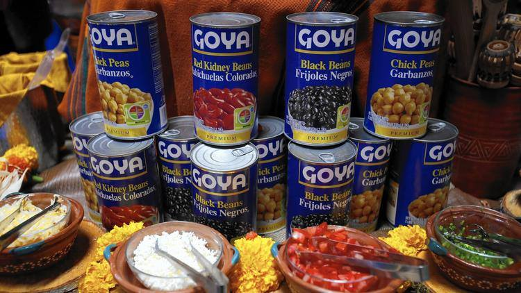 Hispanic-Owned Goya Foods Expands West Coast Headquarters as Part of $300 Million Expansion to Corner Latin Food Market