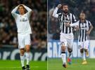 Andrea Pirlo and Arturo Vidal will pose a serious threat to Cristiano Ronaldo in the Champions League semifinal.