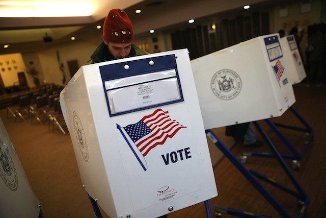 Latino Voters Still Prefer Democrat Congressional Candidates During Midterm Elections, Based on Exit Polls