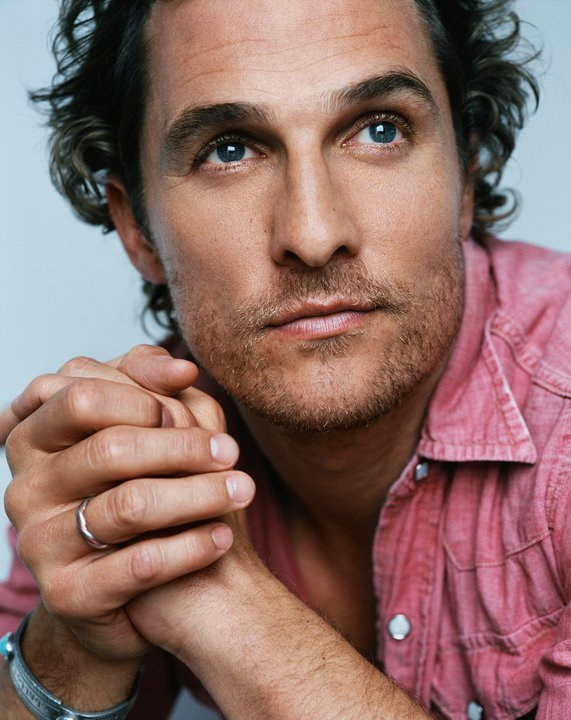 Matthew McConaughey on...
