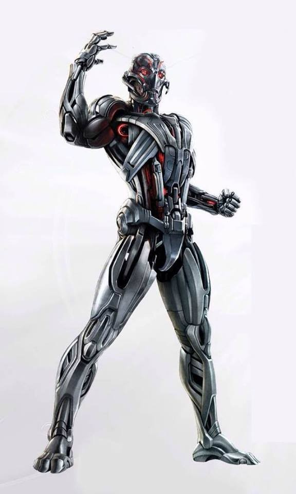 The Character Ultron is