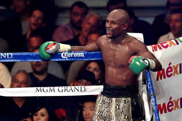 Floyd Mayweather's Next Fight May 2014 | The Square Canvas