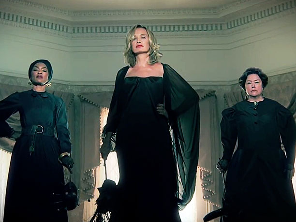 Plot and Cast for American Horror Story: Coven