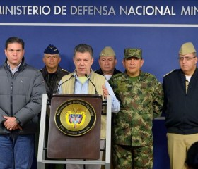 Colombia Peace Talks FARC